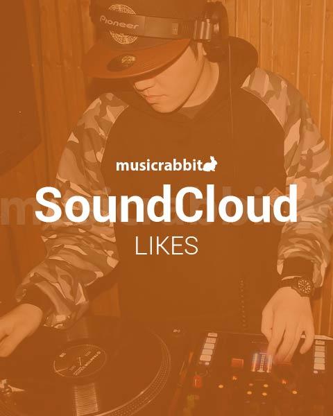 Likes para SoundCloud